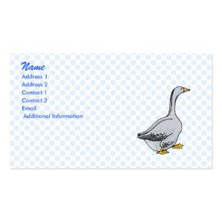 Grey Goose Business Cards