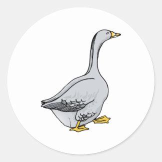 Grey Goose Classic Round Sticker