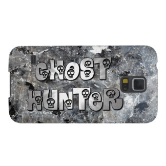 Grey Granite Skulls Ghost Hunter Samsung Galaxy S5 Galaxy S5 Case