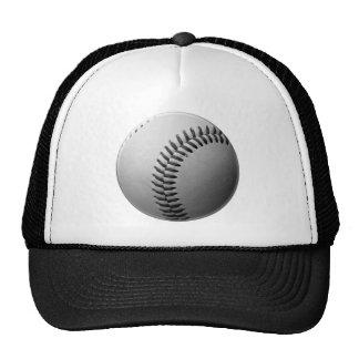 Grey / Gray baseball Mesh Hat