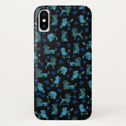 Case Mate Case with Poodle Phone Cases design