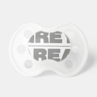 Grey\ Grey Area Apparel Pacifier