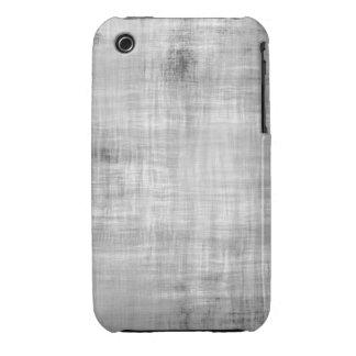 Grey Grunge Textured iPhone 3 Case-Mate Case
