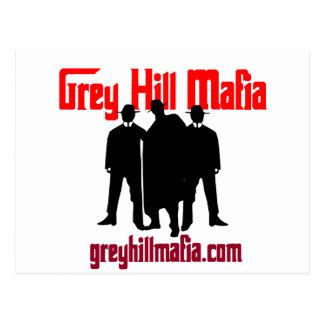 Grey Hill Mafia Postcard