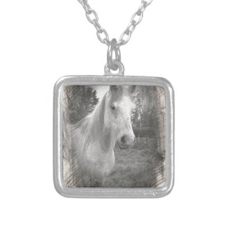 Grey Horse picture Jewelry