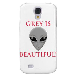 GREY IS BEAUTIFUL SAMSUNG GALAXY S4 CASES