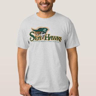 Grey Kids Seahawks T-Shirt(L) Tee Shirt