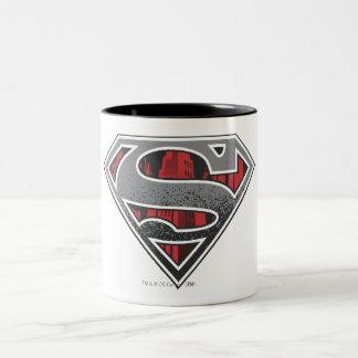 Grey Logo and Red City Coffee Mugs