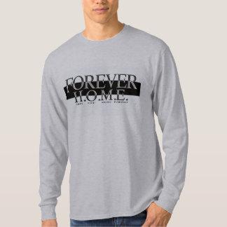 Grey Long Sleeve T Tee Shirt