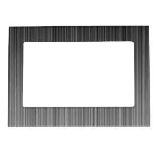 Grey Magnetic Photo Frame