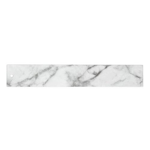 Grey Marble Ruler