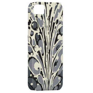 Grey Marbled iPhone Case