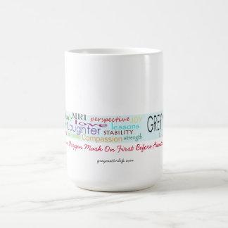 Grey Matter Life Mug