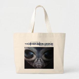 Grey Matters Large Tote Bag