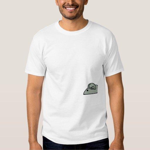 Grey Mouse Ears Shirt
