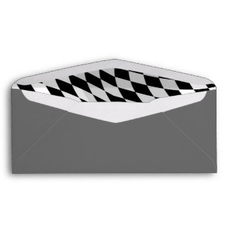 Grey Office Home Work School Business Mail Notes Envelope