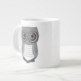 Grey Owl Large Mug