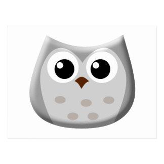 Grey Owl Postcard