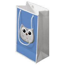 Grey Owl Small Gift Bag
