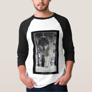 GREY PACK WOLF Collection T-Shirt
