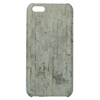 Grey Painted Brick Wall Texture Background Cover For iPhone 5C