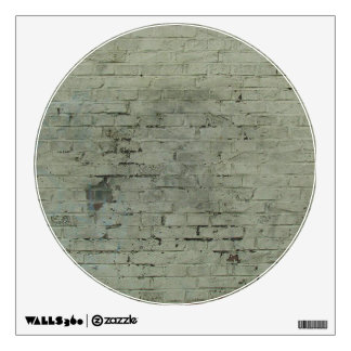 Grey Painted Brick Wall Texture Background Wall Graphics