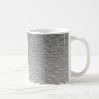 Grey Pattern Cup