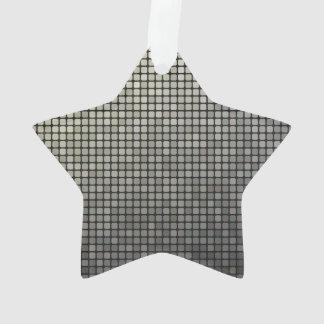 Grey pixel pattern