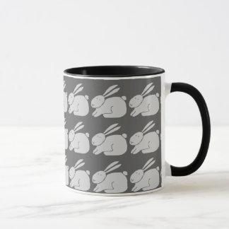 Grey Rabbit Mug