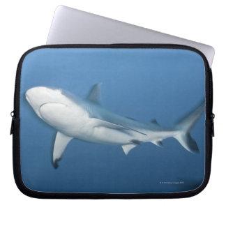 Grey reef shark (Carcharhinus amblyrhynchos) Computer Sleeves