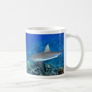 Grey Reef Shark Coffee Mug