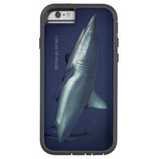 Grey Reef Shark in Yap Micronesia Tough Xtreme iPhone 6 Case