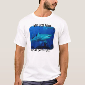 Grey Reef Shark on the Great Barrier Reef T-Shirt