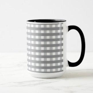 Grey Retro Style Pattern - Weddings Mug