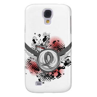 Grey Ribbon And Wings Brain Cancer Galaxy S4 Covers