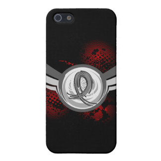 Grey Ribbon And Wings Brain Cancer iPhone 5 Covers