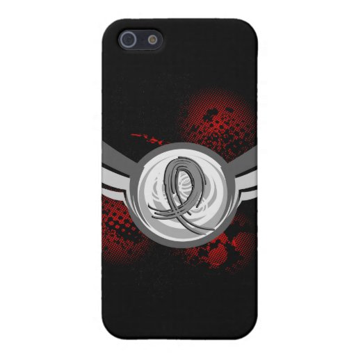 Grey Ribbon And Wings Juvenile Diabetes iPhone 5 Cover