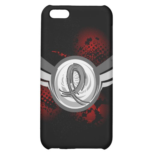 Grey Ribbon And Wings Juvenile Diabetes iPhone 5C Cases