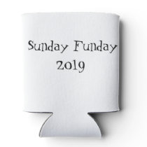 Grey Ribbon Foundation - Sunday Funday Can Cooler