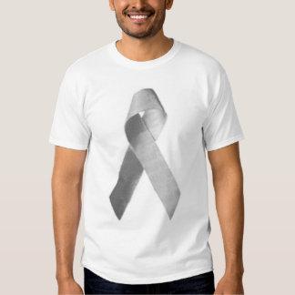 Grey Ribbon: Psalm 91 Shirt