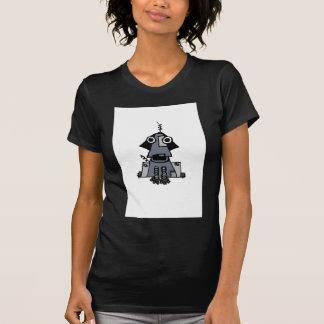 Grey Robot Dog T Shirt