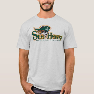 Grey Seahawk T-Shirt(L) T-Shirt