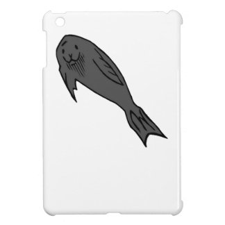 Grey Seal Cover For The iPad Mini