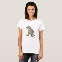 Grey Seal T-Shirt