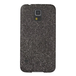 Grey Shimmer Galaxy S5 Cover