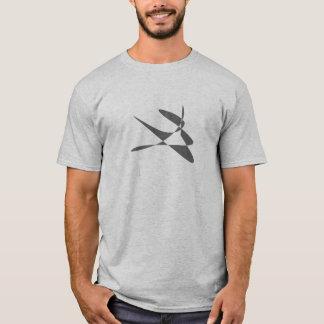 grey shrub - grey bush T-Shirt