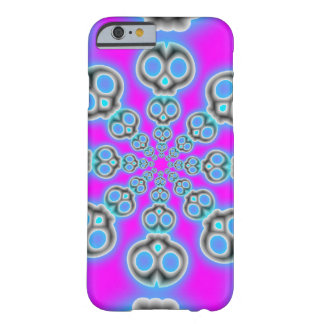 Grey Skies Alien Invasion Barely There iPhone 6 Case