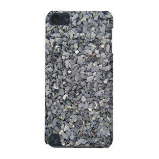 Grey Slate Chips Texture iPod Touch (5th Generation) Cover