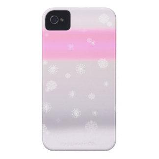 Grey Snow Fade iPhone 4 Case