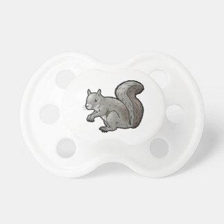 Grey Squirrel Pacifier